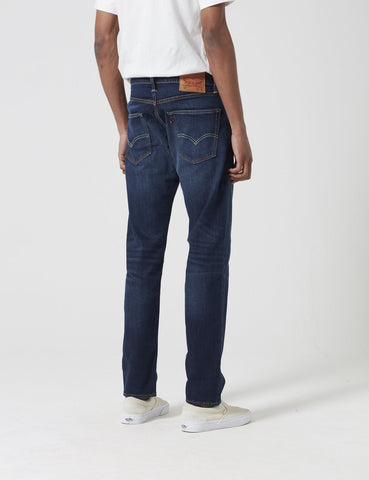 Levis 502 Jeans (Relaxed Kegel) - City Park Blau