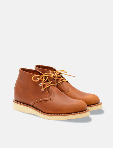 Red Wing Chukkastiefel (3140) - Tan