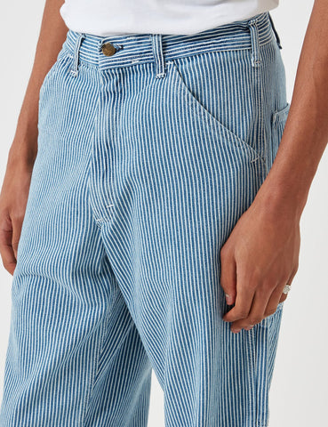 Stan Ray OG Painter Pant - gebleichte Hickory Blau