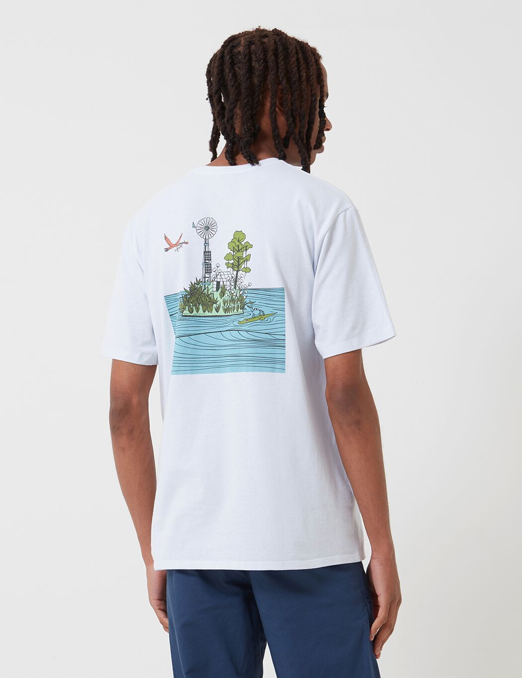 Patagonia Save Our Seeds Responsibili-T T-Shirt - Weiß
