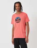 Patagonia Fitz Roy Scope T-Shirt - Spiced Coral Red