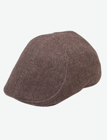 Goorin Manhattan Ivy Flatcap - Brown