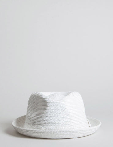 Bailey Billy Licht Trilby-Hut - Weiß