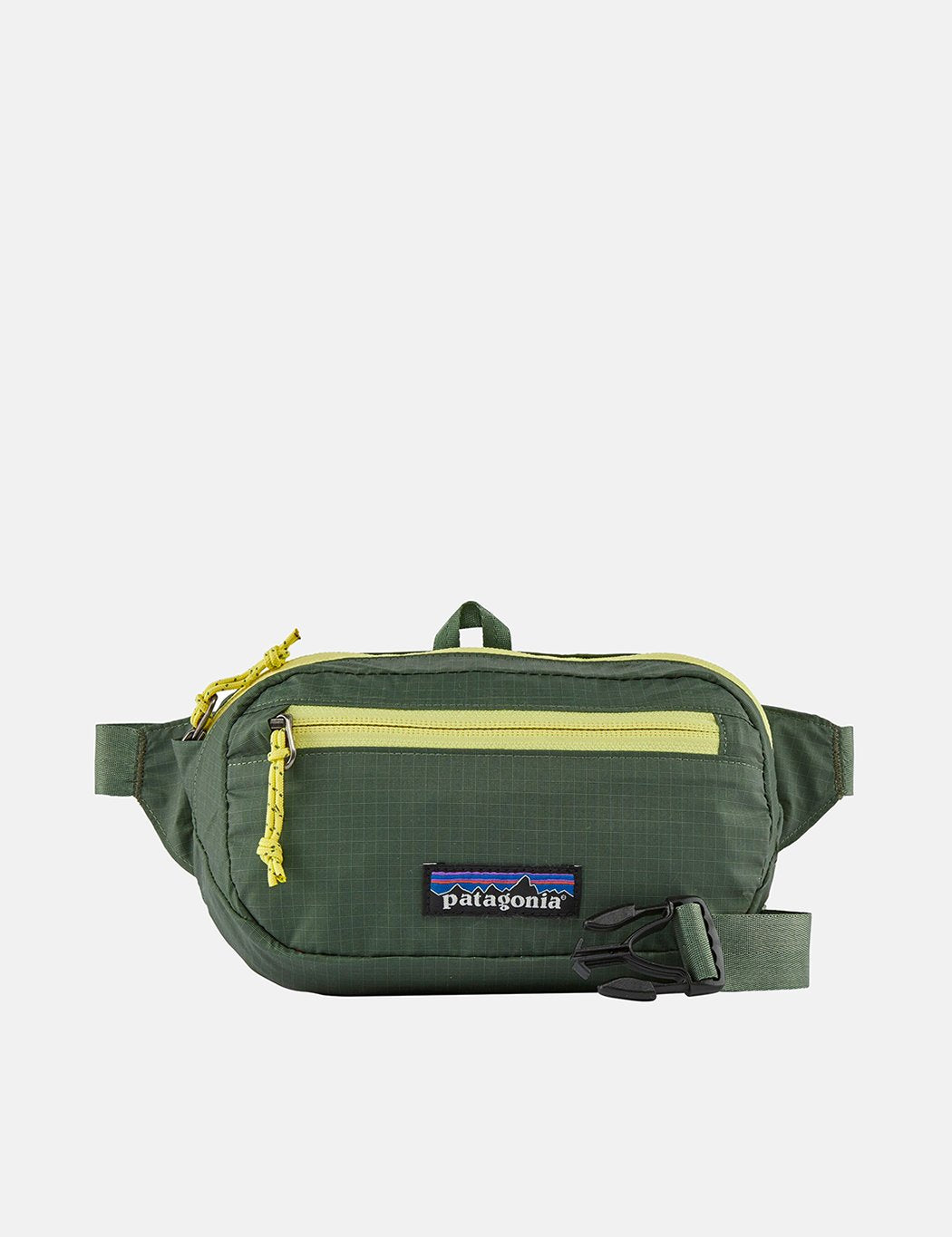 Patagonia Ultralight Black Hole Mini Hip Bag - Camp Green
