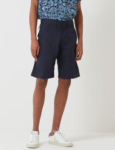 Stan Ray Fatigue Shorts (Ripstop) - Navy