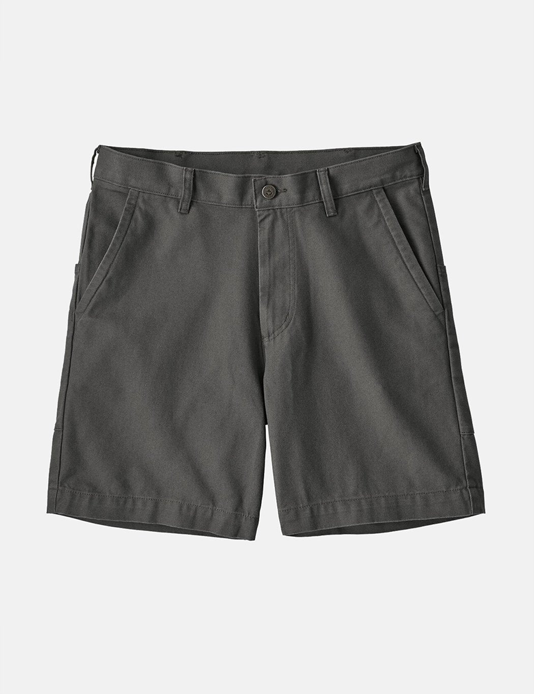 "Stehen Patagonia Up Shorts (7"" ) - Forge Grey"