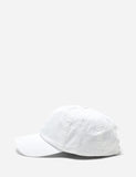 Stetson Curved Peak Baseball Cap - White