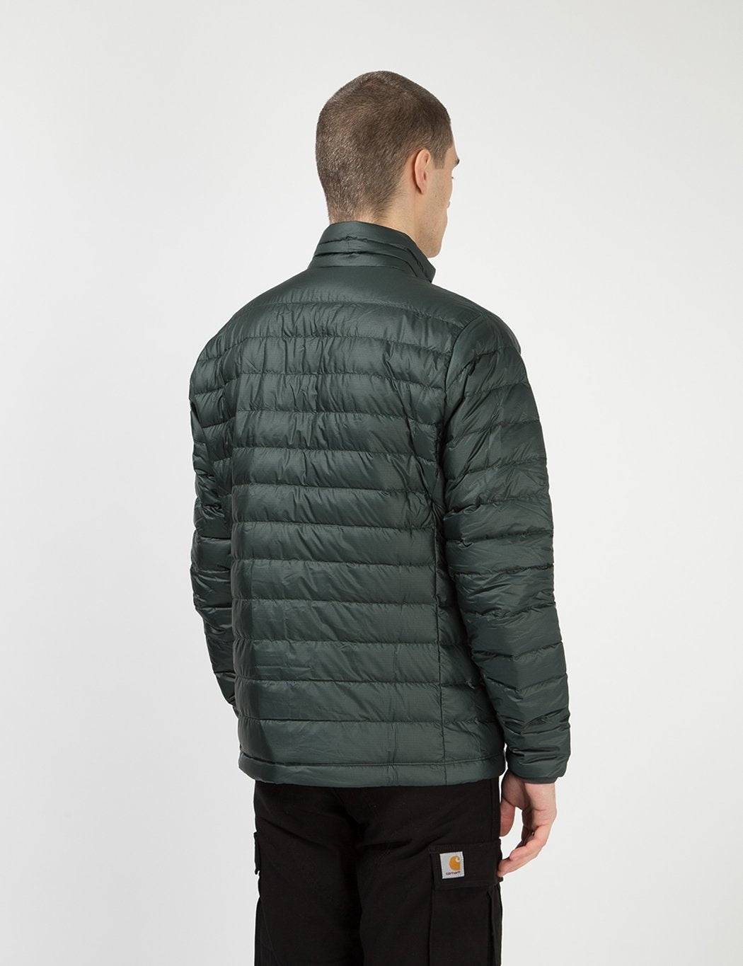 Patagonia Down Sweater-Jacke - Carbon Green