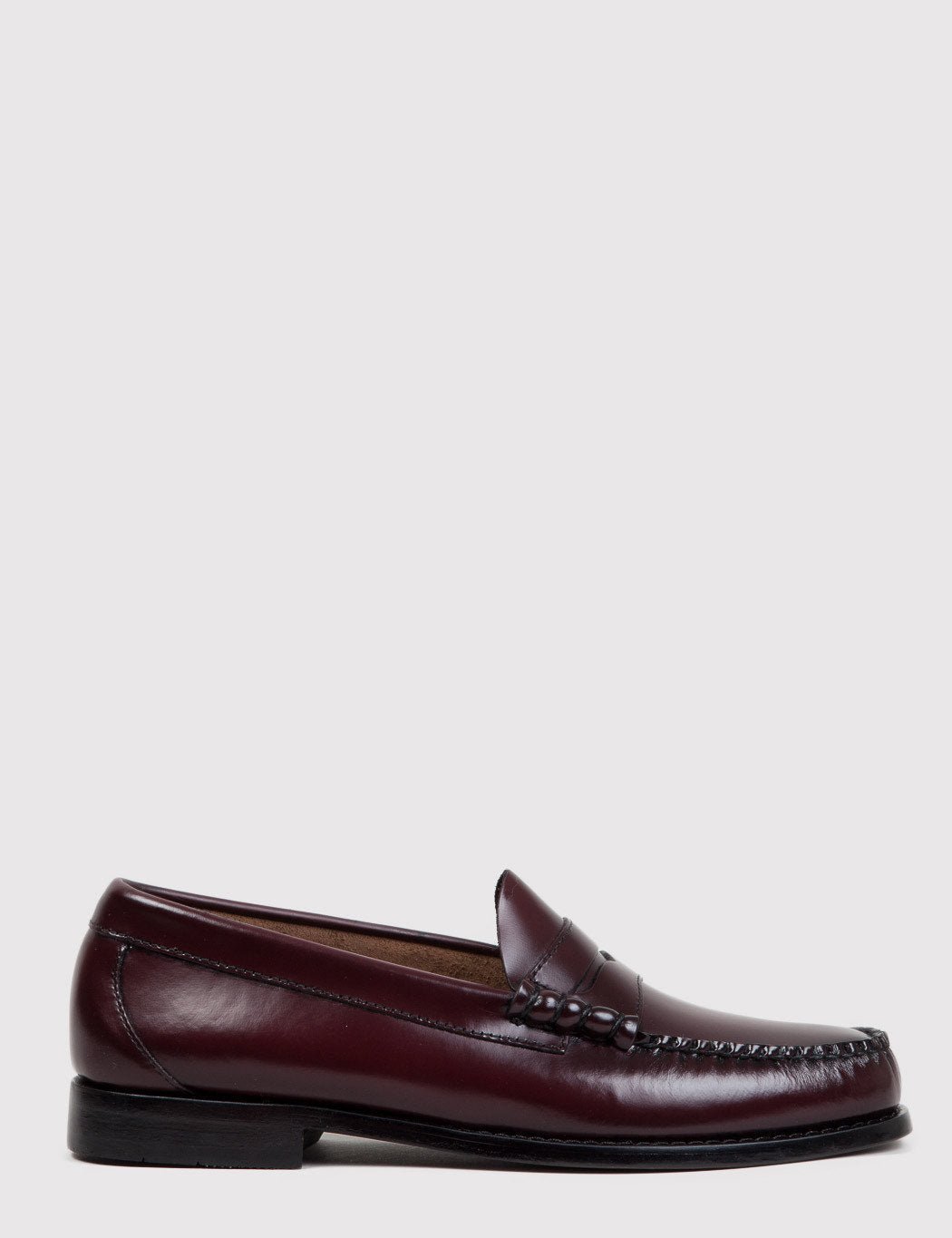 Bass Weejun Larson Penny Loafers - Wein