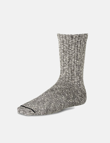 Red Wing Cotton Ragg Socken - Schwarz