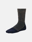 Red Wing Tief Toe Capped Wolle Socken - Marine-Blau