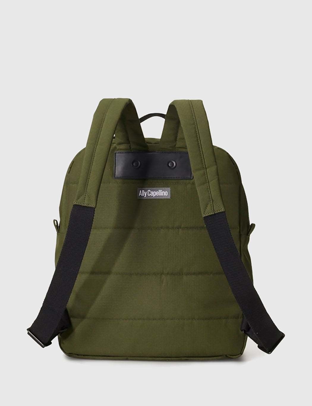 Ally Capellino Ian Ripstop Backpack - Green