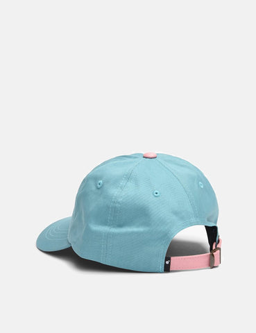 The Hundreds Hub Dad Cap - Turquoise