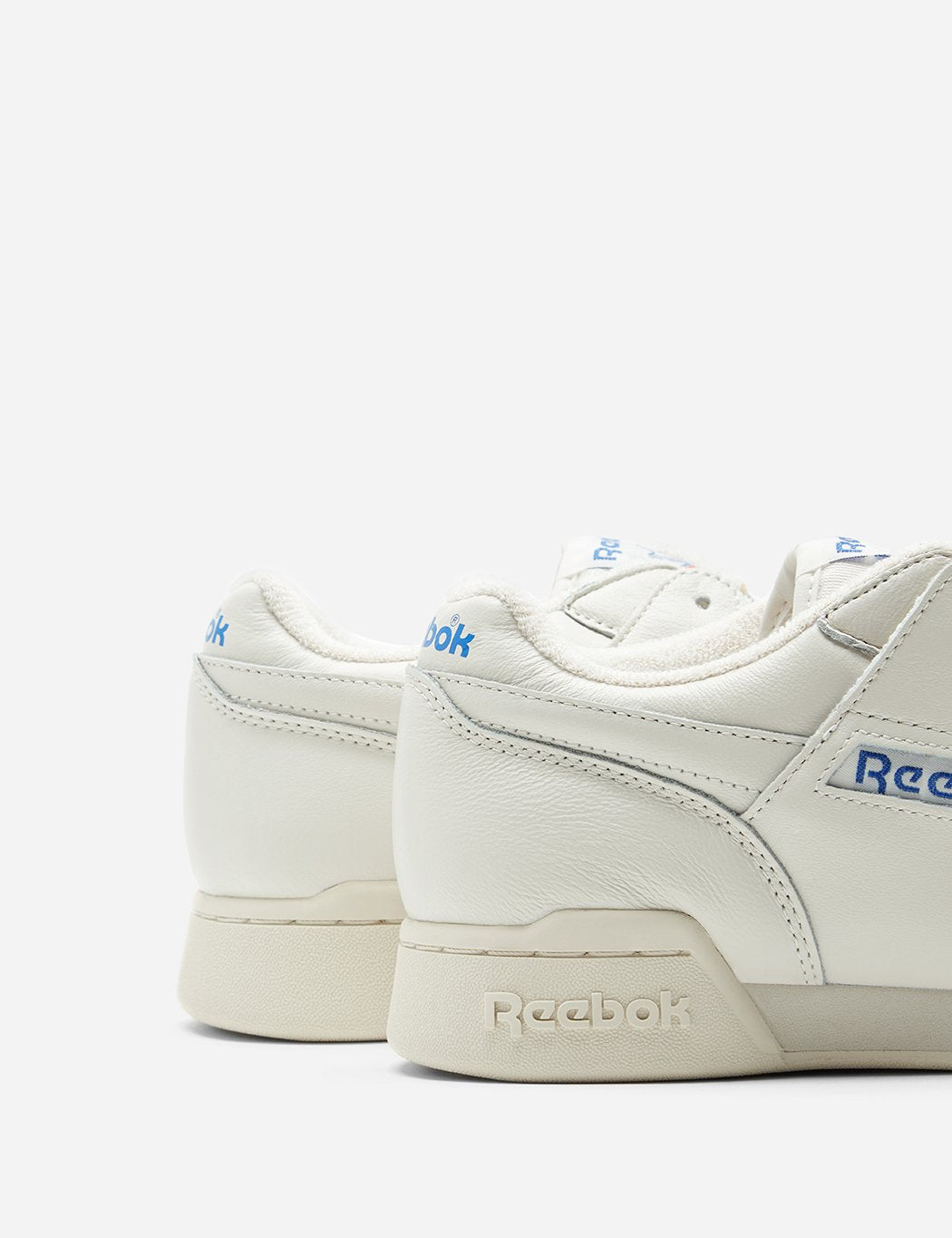 Reebok Workout Plus-1987 TV (DV6435) - Kreide / Papier Weiß / Royal Blue