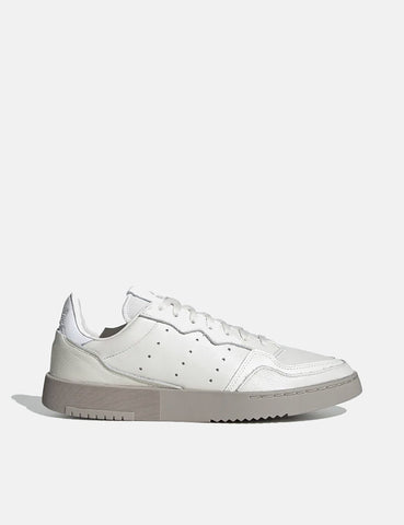 adidas Supercourt Schuhe (EF9186) - Cloud White / Gum