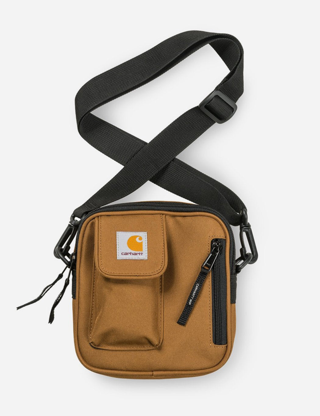 Carhartt-WIP Essentials-Bag - Hamilton Brown