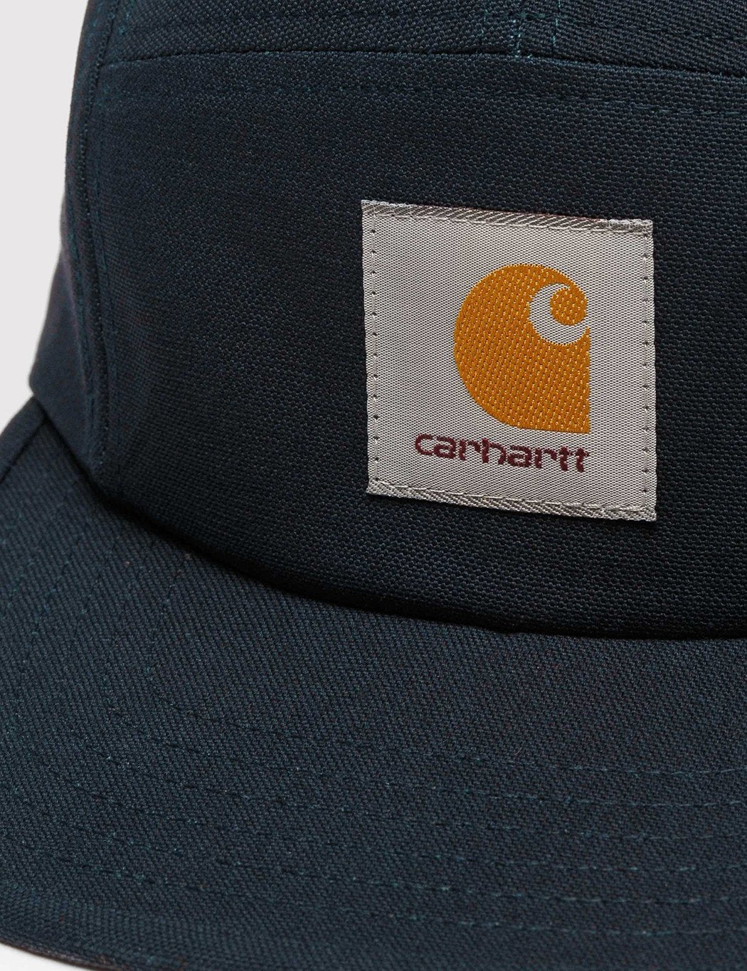 Carhartt Backley 5-Panel Cap - Navy Blue