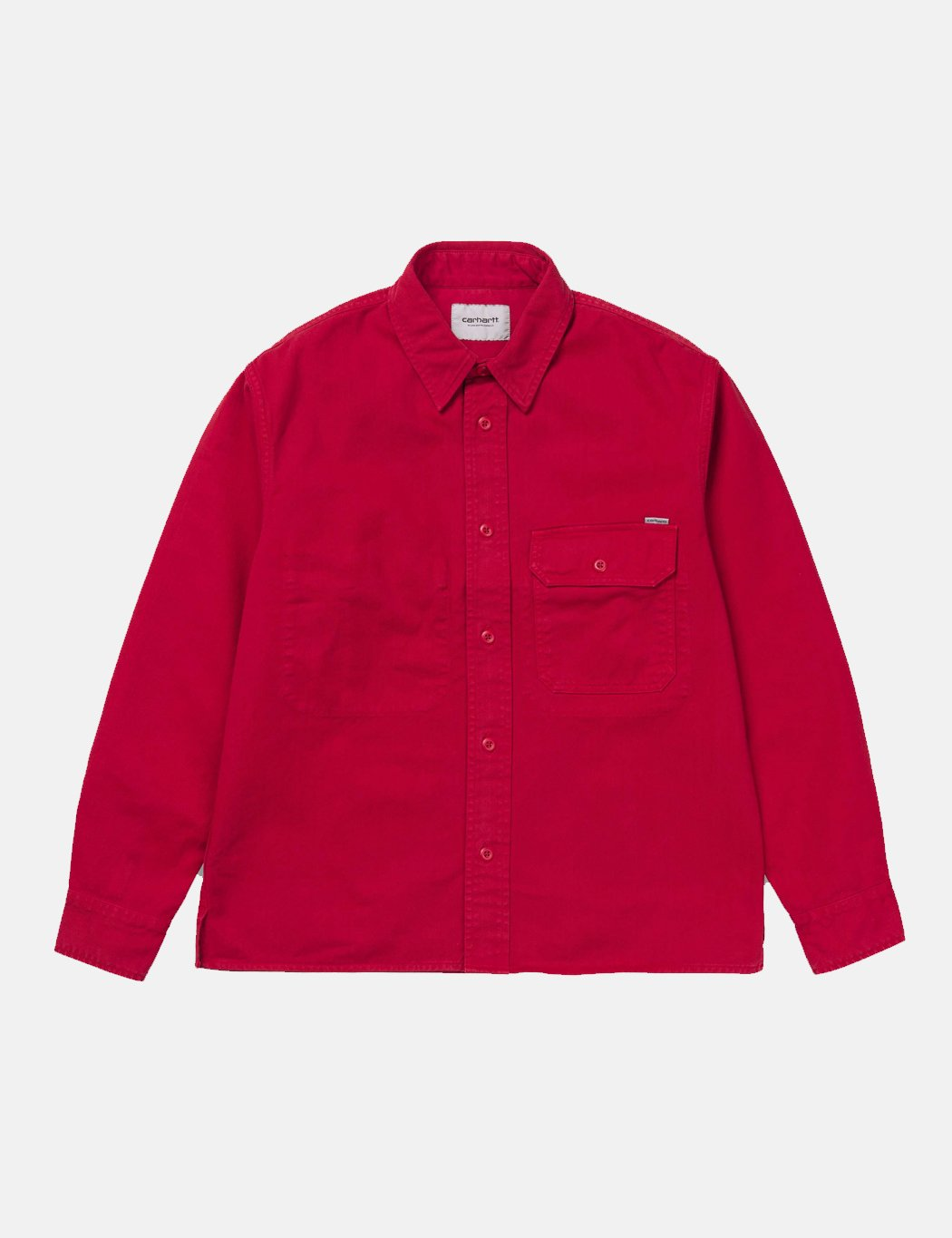 Carhartt-WIP Reno Hemd (Loose Fit) - Kardinal Red