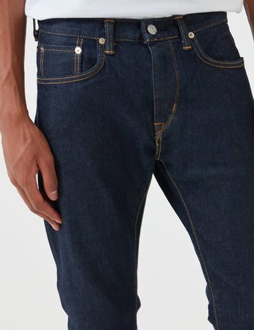 Edwin 'Made in Japan' Kaihara Selvage 12 Unzen Jeans (Slim Tapered) - Blau Rinsed