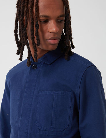 Barbour Duncansea Over - Regal Blue