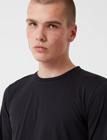 Norse Projects Niels Standard-T-Shirt - Schwarz