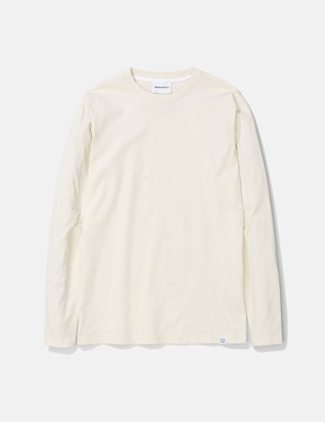 Norse Projects Niels Standard-T-Shirt - Kit Weiß