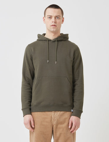 Norse Projects Vagn Klassisches T-Shirt - Ivy Green