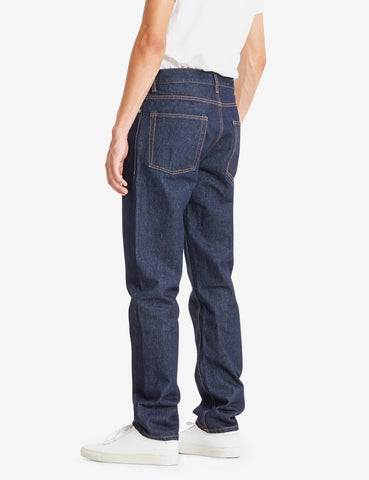 Norse Projects Regular Denim Jeans - Indigo Blue