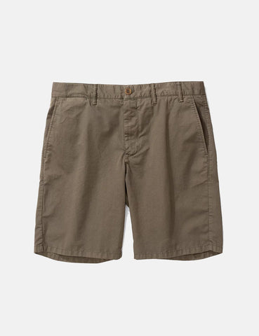 Norse Projects Aros Licht Twill Shorts - Ivy Green