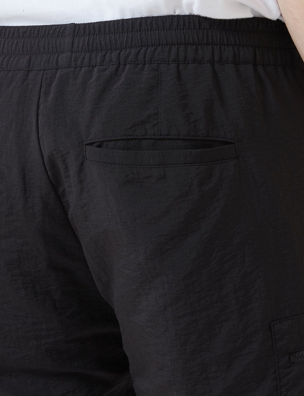 Norse Projects Luther Gerade Shorts - Schwarz