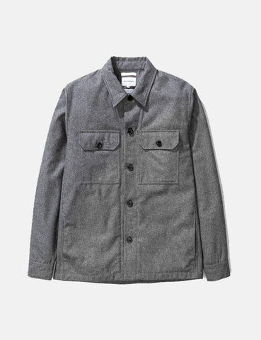 Norse Projects Kyle Wolljacke - Koksgraue