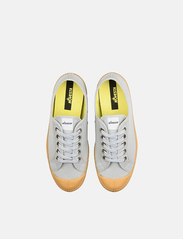 Novesta Stern-Champion-Trainer (Canvas) - Grau / Gum