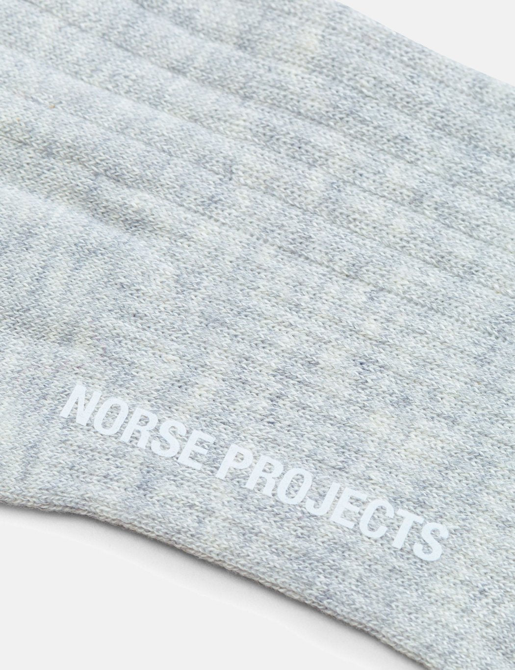 Norse Projects Bjarki Cotton Linnen Socken - Sand