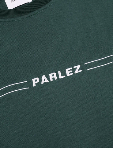 Parlez Dwyer Mannschaft Sweatshirt - Teal