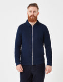 Suit Harper Sweat Jacket - Navy