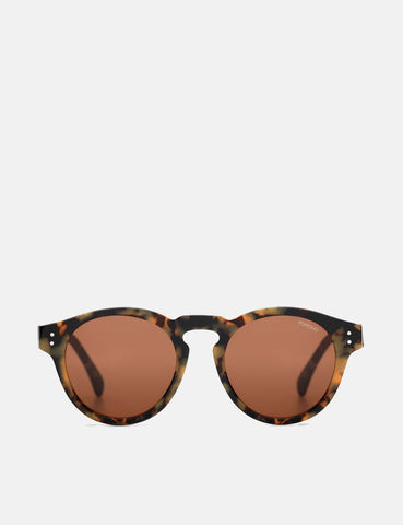 Komono Clement Acetate Sunglasses - Tortoise Demi