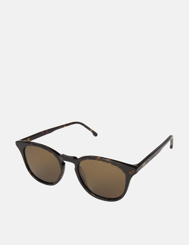 Komono Beaumont Acetate Sunglasses - Tortoise