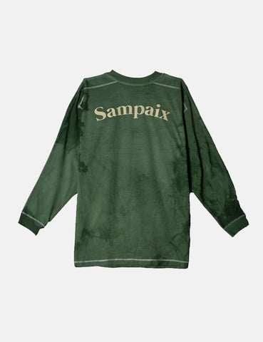 Sampaix Classic Long Sleeve T-Shirt - Statisches Grün