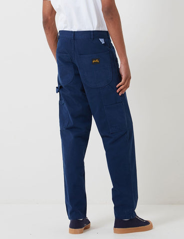 Stan Ray OD Painter Pant - Marine-Blau / Natural