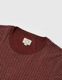 Suit Bayswater T-Shirt - Bordeaux