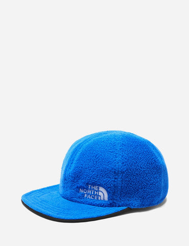North Face Reversible Norm Hat (Fleece) - TNF Schwarz / Blau TNF