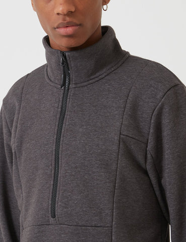 North Face Quarter Zip Sweatshirt - TNF Mittelgrau