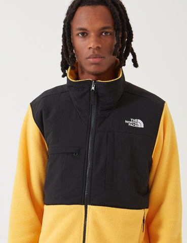 North Face Denali 2 Fleece-Jacke - TNF Gelb