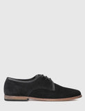 Hudson Hayane Derby Shoes (Suede) - Black