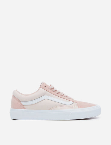 Vans Suiting Old Skool - Abend Sand Rosa / True White