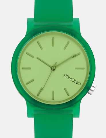 Komono Mono Watch - Jungle Glow