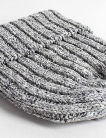 Highland 2000 Donegal Beanie Hat - Grau