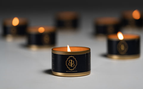 Wholesale Britten & Bailey's Luxurious Candles in your store