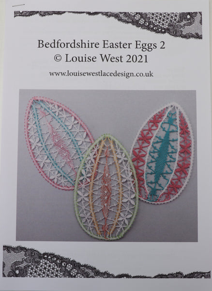 Bedfordshire Easter Egg pattern sheet 2