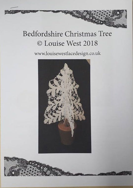 Bedfordshire Christmas Tree pattern